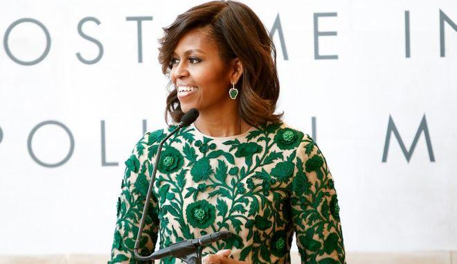 Πέντε πράγματα που μάθαμε για την Μισέλ Ομπάμα από την εκπομπή της Όπρα
