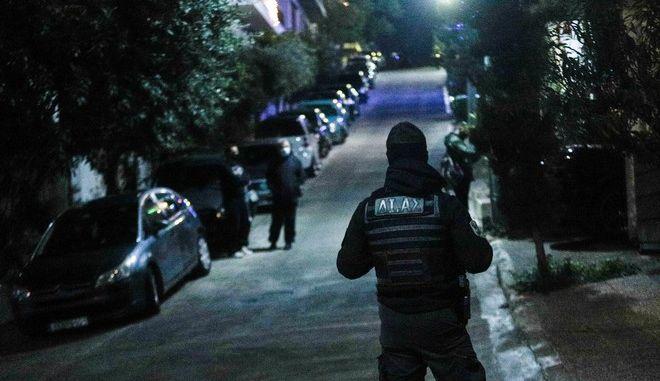 Το σημείο όπου δολοφονήθηκε ο 38χρονος στην Ηλιούπολη