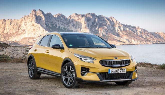 Kia: Το νέο μοντέλο του 2020