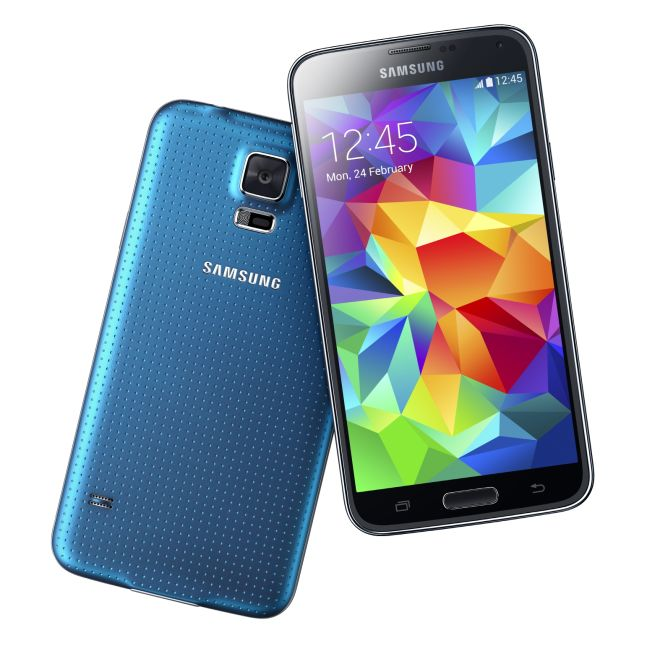 Η Samsung παρουσιάζει τα νέα GALAXY S5 και Samsung Gear Fit