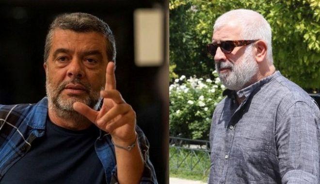 Σπύρος Μιχαλόπουλος - Πέτρος Φιλιππίδης