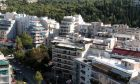 Πολυκατοικίες στο κέντρο της Αθήνας , Δευτέρα 29 Οκτωβρίου 2013. ΑΠΕ-ΜΠΕ/ΑΠΕ-ΜΠΕ/Παντελής Σαίτας