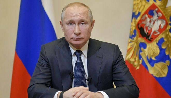 Το διάγγελμα του Βλάντιμιρ Πούτιν