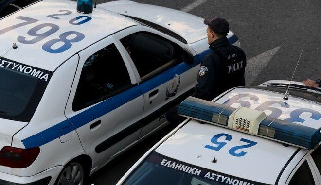 Περιπολικά της αστυνομίας (φωτογραφία αρχείου)