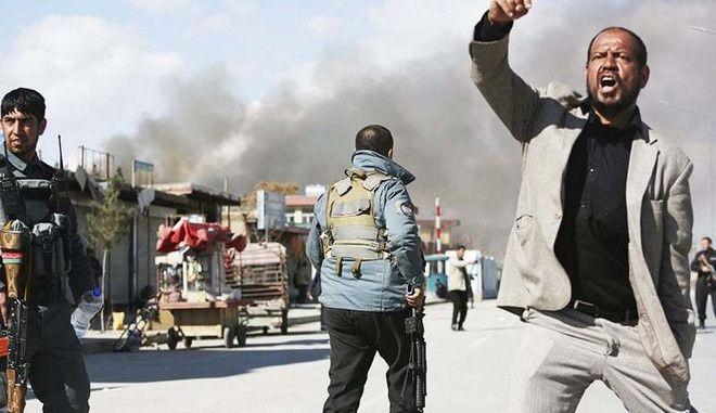 Αφγανιστάν: Δεκάδες νεκροί από επίθεση αυτοκτονίας Ταλιμπάν