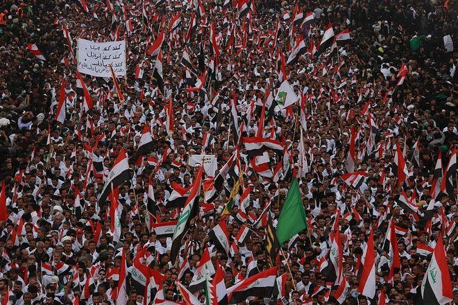 Διαδηλώσεις στο Ιράκ