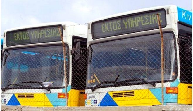 Δρομολόγια με το 'σταγονόμετρο': Πάνω από 900 λεωφορεία θα αποσυρθούν έως το 2020