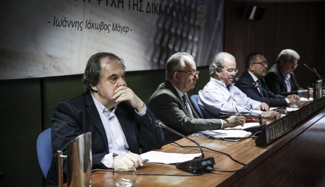 Συνέντευξη Τύπου σχετικά με τις τελευταίες εξελίξεις στην υπόθεση των 8 Τούρκων στρατιωτικών