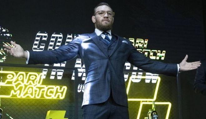 "Conor McGregor: Ο ""βασιλιάς"" επιστρέφει στο UFC"