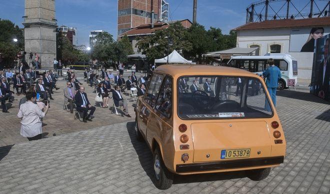 Παρουσίαση του προγράμματος για την προώθηση της ηλεκτροκίνησης στην Ελλάδα