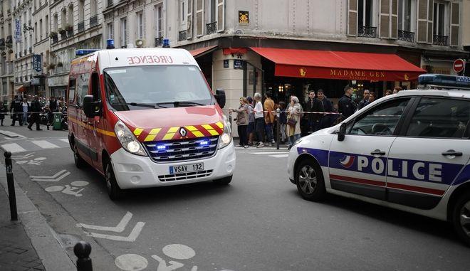 Αστυνομία στο Παρίσι(φωτό αρχείου)