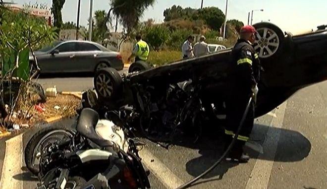 Τροχαίο στην Κρήτη: Πώς έγινε η μοιραία αναστροφή που σκότωσε την 32χρονη μητέρα