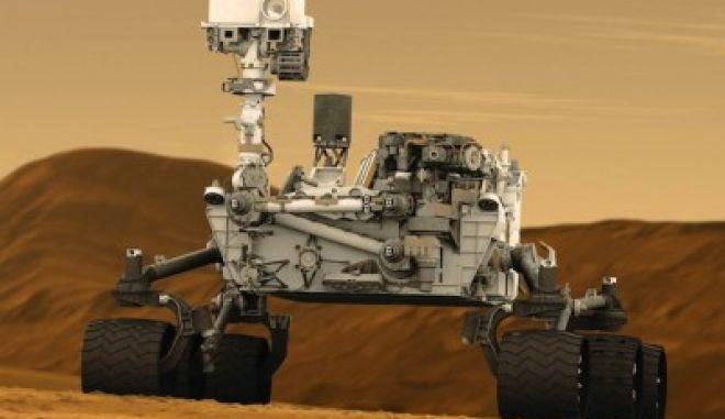 Η κατάκτηση του Άρη