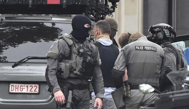 Αστυνομικές δυνάμεις του Βελγίου