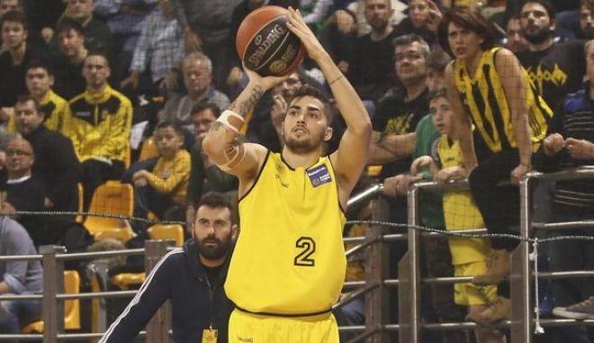 Ο Τολιόπουλος εκτοξεύει τον Αρη