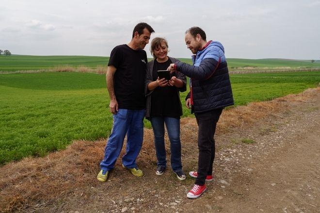 Πως μία χρηματοδότηση 35.000 ευρώ από την Ευρωπαϊκή Ένωση δημιουργεί σημαντικές ευκαιρίες στην γεωργία