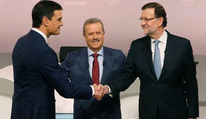 Ισπανία: Άναψαν τα αίματα στο προεκλογικό debate. Στόχος, οι αναποφάσιστοι