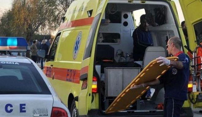 Σοβαρό τροχαίο στην Κρήτη: Απεγκλωβίστηκε τραυματίας σε κρίσιμη κατάσταση