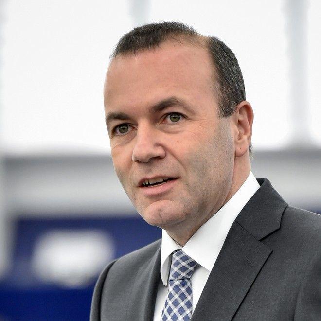 Μάνφρεντ Βέμπερ, Ευρωπαϊκό Λαϊκό Κόμμα (EPP)
