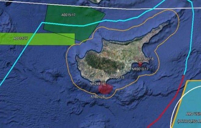 Τουρκική πρόκληση: Δέσμευση του FIR Λευκωσίας, εν μέσω συνομιλιών για το Κυπριακό