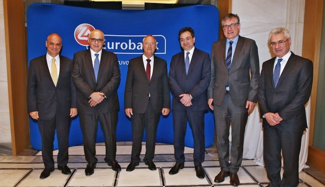 Ο Hans Eichel μίλησε σε εκδήλωση της Eurobank