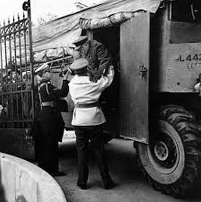 Μηχανή του Χρόνου: O Tσώρτσιλ δεν ήταν ποτέ στο ξενοδοχείο 'Μεγάλη Βρετανία' την περίοδο που ο ΕΛΑΣ προσπάθησε να το ανατινάξει