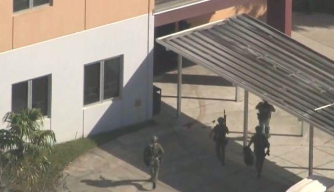 Συναγερμός στη Φλόριντα: Πυροβολισμοί σε σχολείο - Αναφορές για θύματα