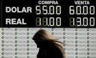 Οικονομική κρίση στην Αργεντινή (AP Photo/Natacha Pisarenko)