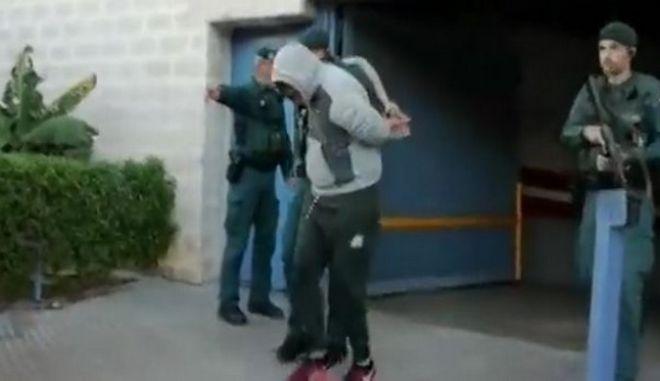 Το βίντεο από τη στιγμή σύλληψης του Κόκε