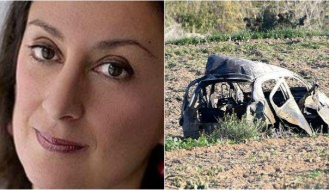 Σε δίκη τρεις άντρες για τη δολοφονία της Ντάφνι Καρουάνα Γκαλιζία