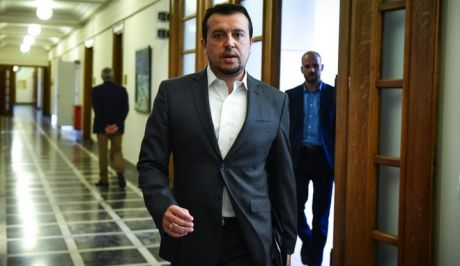 Ο υπουργός Ενημέρωσης και Ψηφιακής Πολιτικής, Νίκος Παπάς