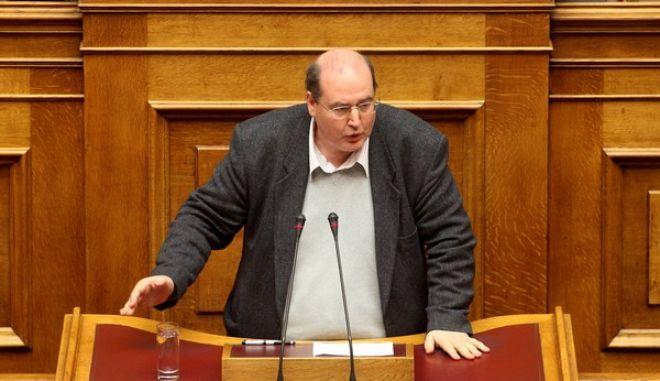 Φίλης: Ομόφωνη απόφαση για σύγκληση της ΚΟ του ΣΥΡΙΖΑ για τη συμφωνία