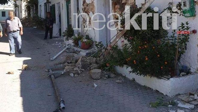 Σεισμός στην Κρήτη: Ένας νεκρός και εννέα τραυματίες - Σε εφαρμογή το σχέδιο