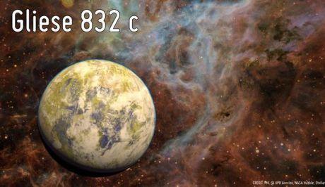 Ανακαλύφθηκε εξωπλανήτης, κατάλληλος για ζωή