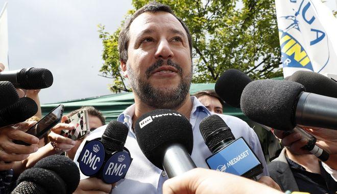 O Matteo Salvini