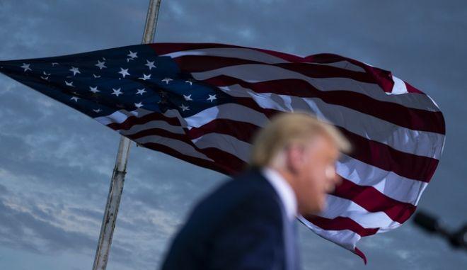 Ο Ντόναλντ Τραμπ, δεν θα είναι ηττημένος ό,τι και αν γίνει