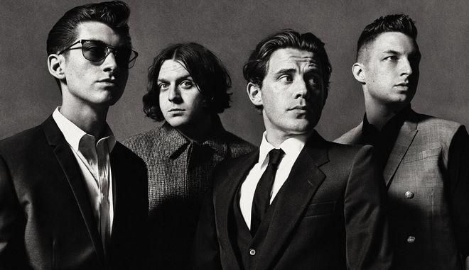 Έσκασε η βόμβα: Οι Arctic Monkeys στο Rockwave festival