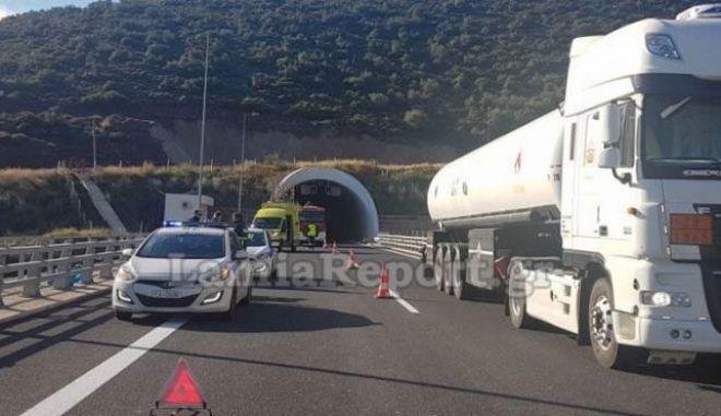Φθιώτιδα: Μεθυσμένος σκόρπισε τον πανικό οδηγώντας ανάποδα στην Εθνική Οδό