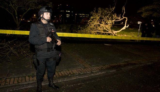Αστυνομικός στην Κολομβία (ΦΩΤΟ Αρχείου)