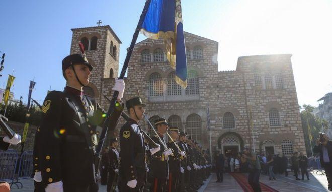 Θεσσαλονίκη: Κανονικά τελικά η Δοξολογία στον Άγιο Δημήτριο