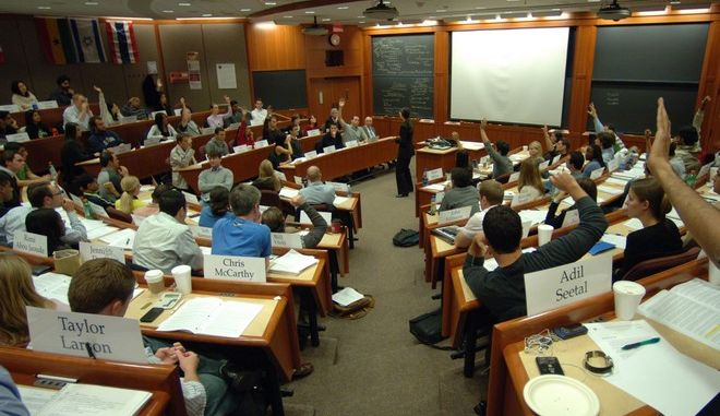 Τα 100 MBA, που οδηγούν σε σίγουρη δουλειά
