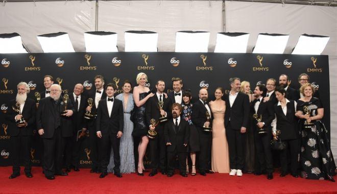 Οι συντελεστές του Game of Thrones σε παλαιότερη κοινή εμφάνιση