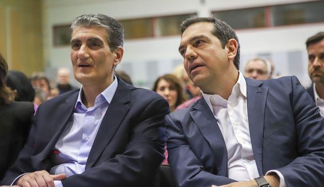 Τσίπρας για υποψηφιότητα Γιαννούλη: Πλατιά προοδευτική συμμαχία για να κερδίσουμε την πατριδοκαπηλεία