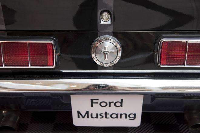 Ford Mustang του 1965