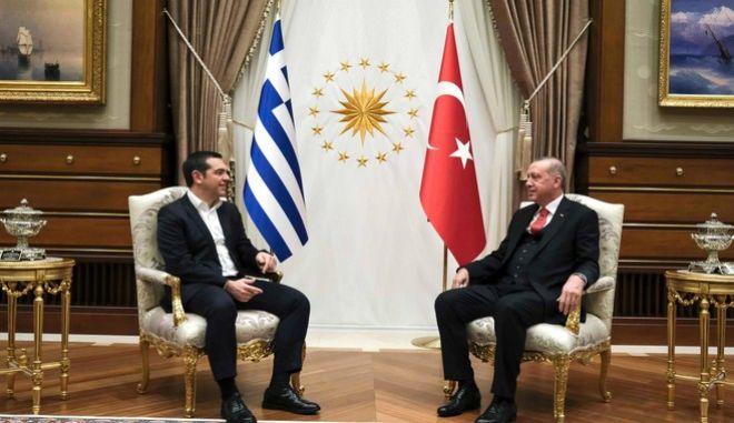 Επίσκεψη του Πρωθυπουργού Αλέξη Τσίπρα στην Τουρκία