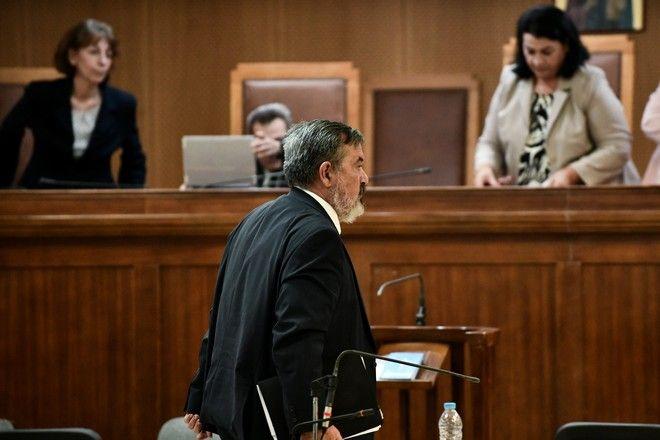 Απολογία των κατηγορουμένων για διεύθυνση εγκληματικής οργάνωσης πρώην βουλευτών Ευστάθιου Μπούκουρα και Χρήστου Παππά στην δίκη της Χρυσής Αυγής