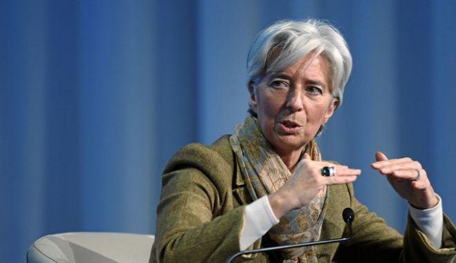 Λαγκάρντ: Το Grexit είναι μία πιθανότητα. Δεν θα είναι και το τέλος του ευρώ
