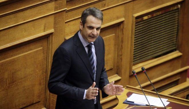 Μητσοτάκης: Πάμε σε 4ο Μνημόνιο ή αναβίωση του Grexit