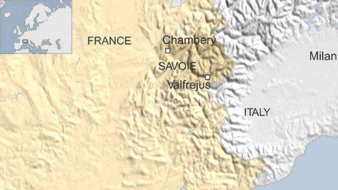 Πέντε στρατιώτες νεκροί από χιονοστιβάδα στις γαλλικές Άλπεις
