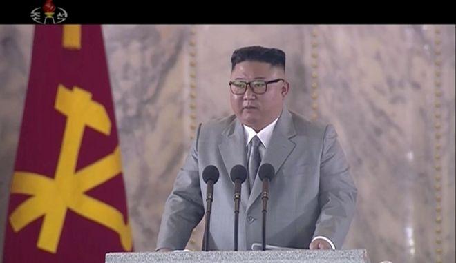 Όταν έκλαψε ο Κιμ Γιονγκ Ουν, ζητώντας συγγνώμη στον λαό της Βόρειας Κορέας